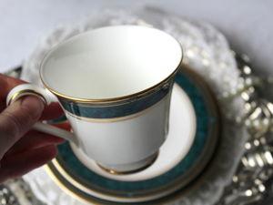 Дополнительные фотографии чайного трио от Royal Doulton. Ярмарка Мастеров - ручная работа, handmade.
