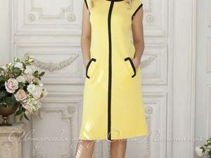 Видео-ролик, платье  «Лимонный сок». Ярмарка Мастеров - ручная работа, handmade.