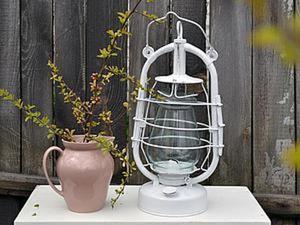 Реставрируем старую керосиновую лампу. Ярмарка Мастеров - ручная работа, handmade.