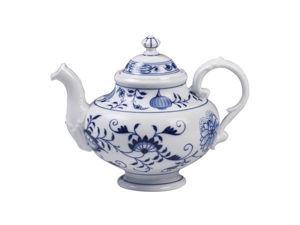 «Луковичный декор», или История о том, как европейский фарфор победил китайский. Ярмарка Мастеров - ручная работа, handmade.