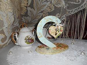 Создаем настольный сувенир — валентинку. Ярмарка Мастеров - ручная работа, handmade.