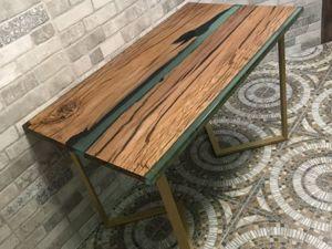 Процесс изготовления кухонного стола. Ярмарка Мастеров - ручная работа, handmade.