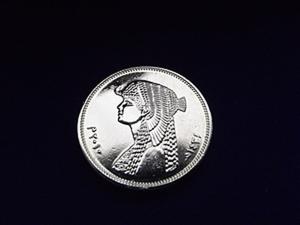 Медальоны  из монетки  сокровища Египта.. Ярмарка Мастеров - ручная работа, handmade.
