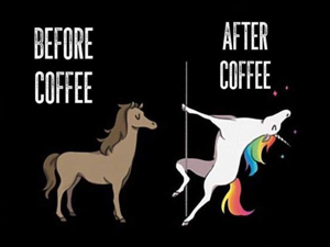 How People See World Before & After Coffee: 20 Best Memes. Livemaster - handmade