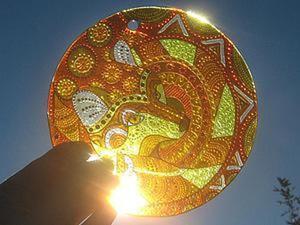 Расписываем «Ловца Солнца». Ярмарка Мастеров - ручная работа, handmade.