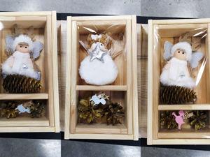 Создаём новогодний подарок-органайзер. Ярмарка Мастеров - ручная работа, handmade.
