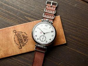 Часы Молния. Ярмарка Мастеров - ручная работа, handmade.