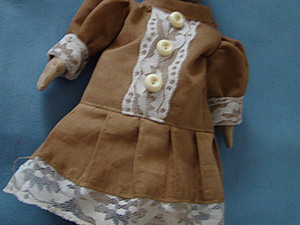 Шьем кукольные платья разных фасонов по одной выкройке. Ярмарка Мастеров - ручная работа, handmade.