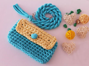 Knitted Bags — Trend 2017. Livemaster - handmade