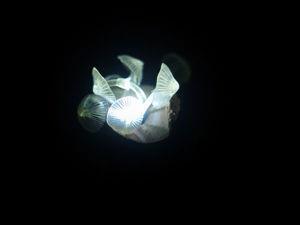 Делаем светящиеся грибы из домашнего холодного фарфора. Ярмарка Мастеров - ручная работа, handmade.