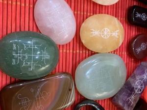 Фото камней, которые уехали к ученикам. Ярмарка Мастеров - ручная работа, handmade.
