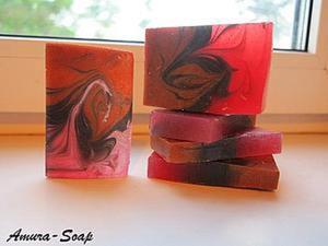 Мастер-класс по изготовлению мыла со свирлами. Ярмарка Мастеров - ручная работа, handmade.