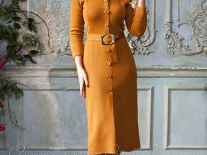 Видео-ролик, платье  «Девушка-осень». Ярмарка Мастеров - ручная работа, handmade.
