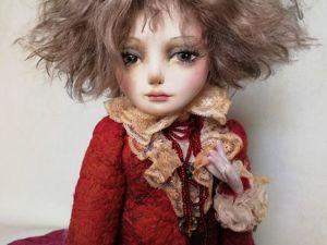 Новый образ не новой куклы. Ярмарка Мастеров - ручная работа, handmade.