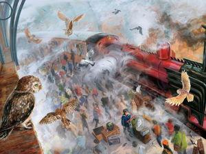Джим Кей и его иллюстрации. Новый взгляд на старых героев. Ярмарка Мастеров - ручная работа, handmade.