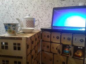 Кукольный домик... для взрослых). Ярмарка Мастеров - ручная работа, handmade.