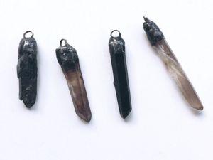 Подарки хозяйки медной горы или самородные кристаллы с Урала. Ярмарка Мастеров - ручная работа, handmade.