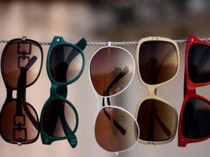 Зачем нужны солнцезащитные очки?. Ярмарка Мастеров - ручная работа, handmade.