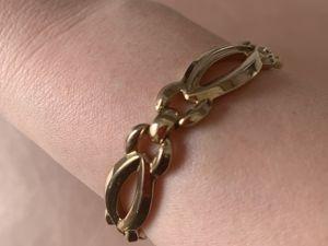 Аукцион: Винтажный браслет Monet, Сша, 1970е!. Ярмарка Мастеров - ручная работа, handmade.