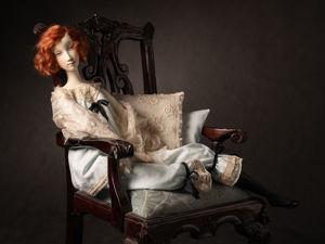 Первая кукла года. Ярмарка Мастеров - ручная работа, handmade.