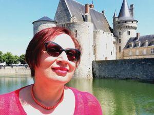 Замок Сюлли-сюр-Луар. Ярмарка Мастеров - ручная работа, handmade.