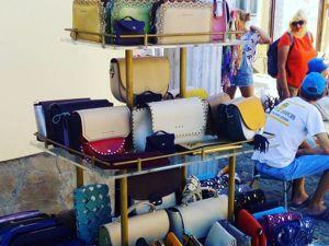 Модная сумочка. Ярмарка Мастеров - ручная работа, handmade.