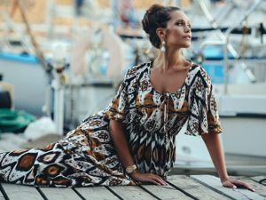 «Платье Песок со скидкой 70%». Ярмарка Мастеров - ручная работа, handmade.