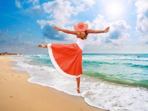 Аукцион с нуля на винтажные украшения! Пляжные танцы!. Ярмарка Мастеров - ручная работа, handmade.