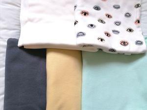 Ткани для пижамок. Ярмарка Мастеров - ручная работа, handmade.