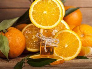 Масло апельсина сладкого. Ярмарка Мастеров - ручная работа, handmade.