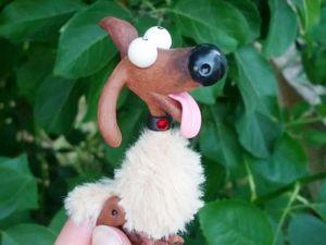 Лепим собаку из полимерной глины. Часть 1. Ярмарка Мастеров - ручная работа, handmade.