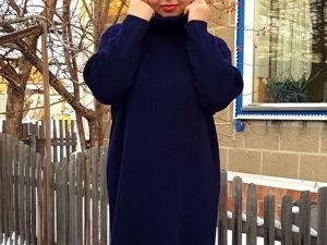 Стильное платье  «Анемари»  — по новому!. Ярмарка Мастеров - ручная работа, handmade.