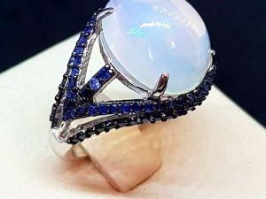 Видео кольца  «Радужные сны». Ярмарка Мастеров - ручная работа, handmade.