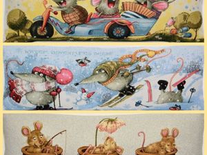 АНОНС!!! А вы знаете, что 2020 — год крысы?. Ярмарка Мастеров - ручная работа, handmade.