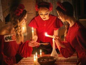 Гадание на воске в ночь перед Рождеством. Ярмарка Мастеров - ручная работа, handmade.
