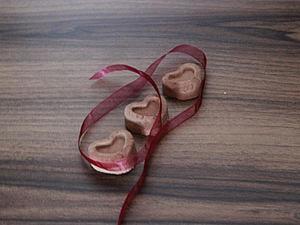 Готовим бомбочки-гейзеры для ванны «Шоколадное сердце». Ярмарка Мастеров - ручная работа, handmade.