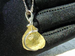Метеориты и тектиты камни. Ливийское стекло. Ярмарка Мастеров - ручная работа, handmade.
