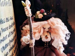 Mari the Witch. Ярмарка Мастеров - ручная работа, handmade.