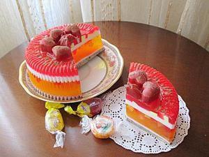 Варим мыльный торт. Ярмарка Мастеров - ручная работа, handmade.