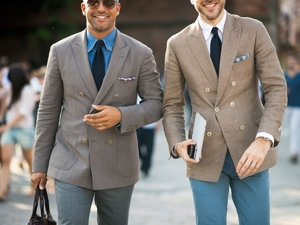 Долой дискриминацию мужских пиджаков! 5 тенденций в мире пиджаков + 25 стильных образов. Ярмарка Мастеров - ручная работа, handmade.
