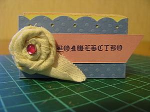 Как быстро сделать текстильный цветок. Ярмарка Мастеров - ручная работа, handmade.