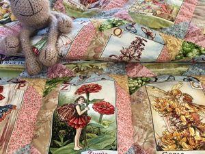 Как сшить одеяло для новорожденной принцессы. Часть 3. Точные шаблоны. Ярмарка Мастеров - ручная работа, handmade.