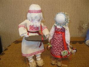 Народная кукла. Ярмарка Мастеров - ручная работа, handmade.