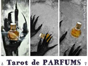 Tarot de Parfums: личные консультации. Ярмарка Мастеров - ручная работа, handmade.