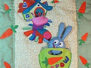 Шьем домики для Смешариков из фетра. Часть 1: домик для Кроша. Ярмарка Мастеров - ручная работа, handmade.