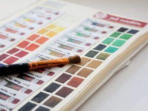 Тестируем масляные краски Art Сreation от Royal Talens. Ярмарка Мастеров - ручная работа, handmade.