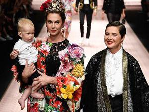 Реальная мода: 45 незабываемых образов из новой коллекции Dolce & Gabbana. Ярмарка Мастеров - ручная работа, handmade.