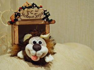 Видеоурок: делаем сувенир к Новому году. Ярмарка Мастеров - ручная работа, handmade.