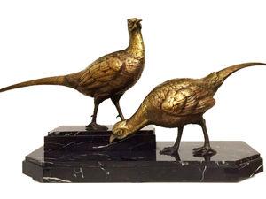 Женщины и птицы испанского модерна: скульптор Игнассио Галло. Ярмарка Мастеров - ручная работа, handmade.