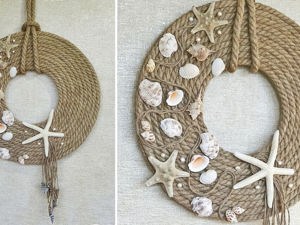 Jute Rope Decor: Video Tutorial. Livemaster - handmade
